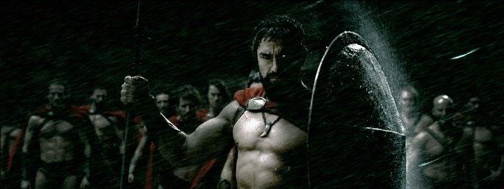 Фильм 300 спартанцев (300) - Купить на DVD и Blu-ray
