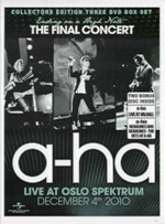 A-ha - Ending On A High Note - The Final Concert - DVD - Коллекционное