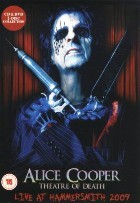 Alice Cooper: Theatre Of Death - Live At Hammersmith 2009 (DVD + CD) - DVD