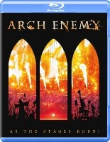 Arch Enemy - As The Stages Burn! - Blu-ray - BD-R