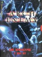 Arch Enemy - Live Apocalypse - DVD (коллекционное)