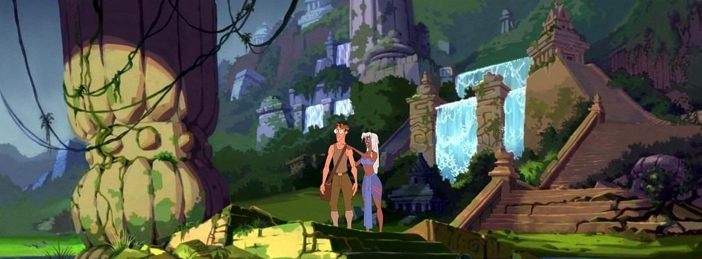 Атлантида Затерянный мир  смотреть онлайн мультфильм