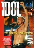 Billy Idol: In Super Overdrive - Live - DVD