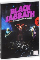 Black Sabbath: Live….Gathered In Their Masses - DVD - Коллекционное