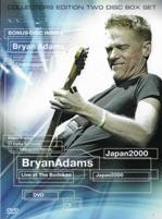 Bryan Adams - Live At The Budokan (2DVD) - DVD - Коллекционное