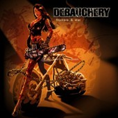 Debauchery - Rockers and War - DVD - DVD + Audio CD