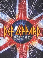Def Leppard - Rock of Ages. The DVD Collection (3DVD) - DVD - Коллекционное