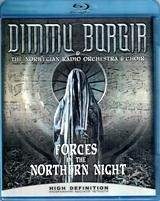 Dimmu Borgir - Forces Of the Northern Night - Blu-ray