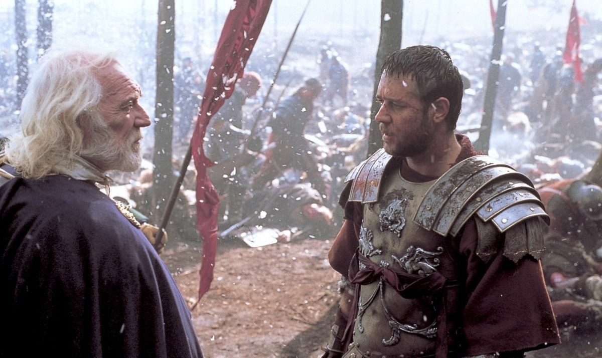 a comparison of filming styles in ridley scotts movie gladiator and hannibal They shoot pictures, don't they is dedicated to the art of motion picture film-making and most specifically to that one particular individual calling the shots from.