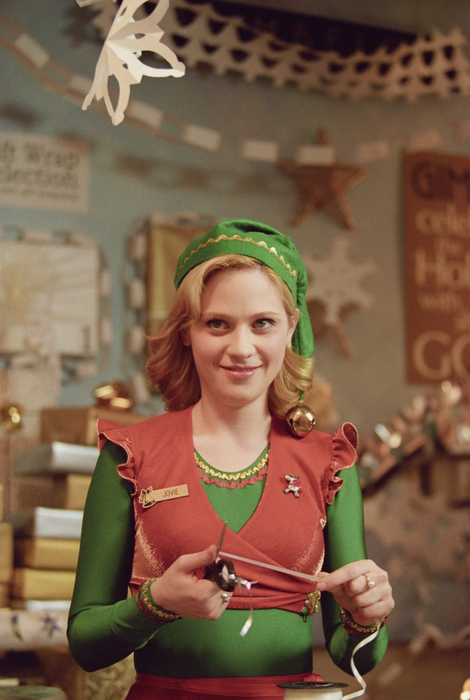 Girl that played elf the movie the  adult gallery