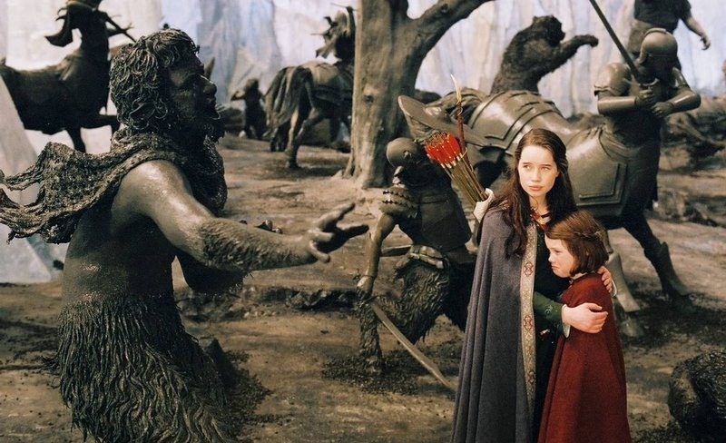 Lion witch wardrobe narnia movie