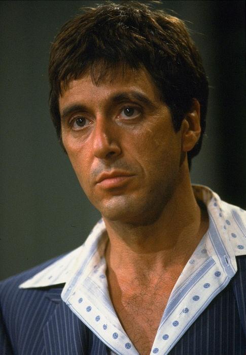 Лицо со шрамом главный актер