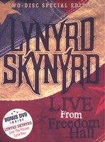 Lynyrd Skynyrd - Live from Freedom Hall (2DVD) - DVD - Коллекционное