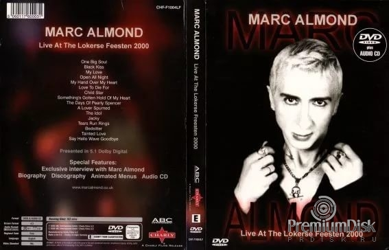 Mark Almond: Live At The Lokerse Feesten 2000