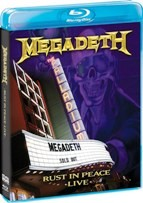 Megadeth - Rust In Peace Live - Blu-ray - BD-R