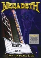 Megadeth - Rust In Peace Live - DVD