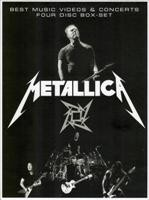 Metallica ‎– Best Music Videos & Concerts - DVD (коллекционное)
