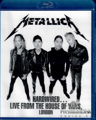 Metallica - Hardwired... Live from the House of Vans, London