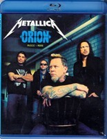 Metallica ‎– Orion Music & More - Blu-ray - BD-R