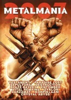 Metalmania 2007 - DVD - DVD + Audio CD
