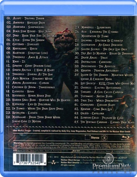 Monsters Of Metal - The Ultimate Metal Compilation Vol. 9