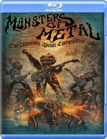 Monsters Of Metal - The Ultimate Metal Compilation Vol. 9 - Blu-ray