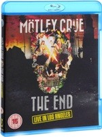 Motley Crue: The End. Live In Los Angeles - Blu-ray - BD-R