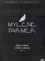 Mylene Farmer - Music Videos (3DVD) - DVD - Коллекционное