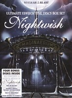 Nightwish ‎– Imaginaerum. Ultimate Edition (5DVD)