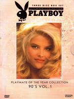 Playboy - Playmate of the Year Collection 90\'s Vol.1 - DVD - Подарочное