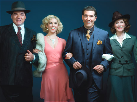 broadway guys Guys and dolls is a musical with music and lyrics by frank loesser and book by jo the original broadway production of guys and dolls opened to unanimously.