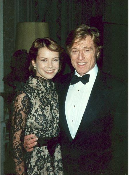 редфорд с женой фото роберт