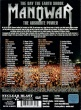Manowar - The Absolute Power (2DVD)