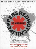 Red Hot Chilli Peppers: So Much Live (3 DVD) - DVD - Коллекционное (коллекционное)