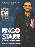 Ringo Starr And His All Starr Band - Live At The Greek Theatre (3DVD) - DVD - Коллекционное