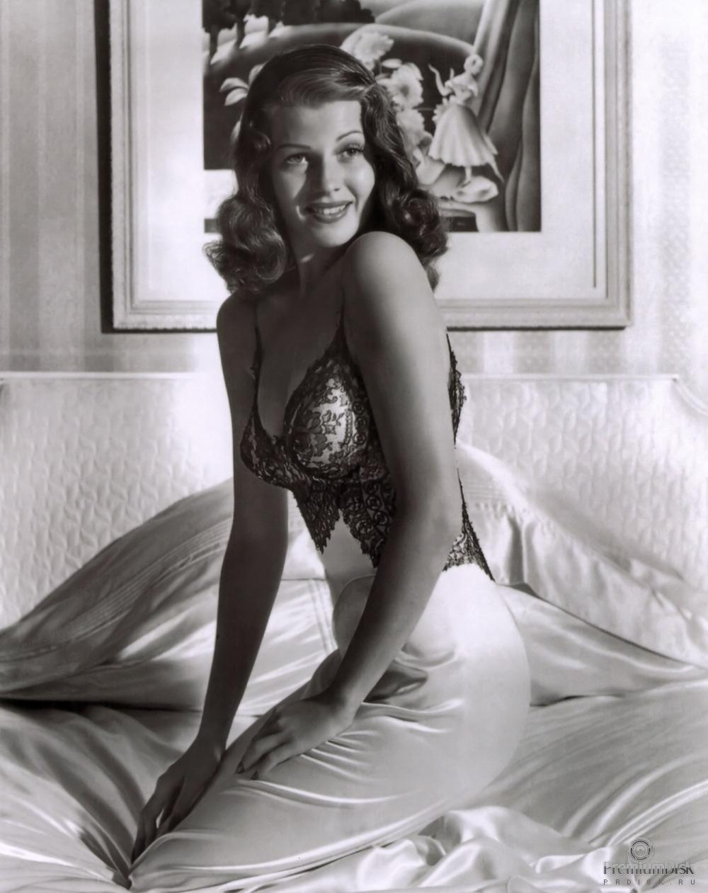 Rita hayworth porn sexy image