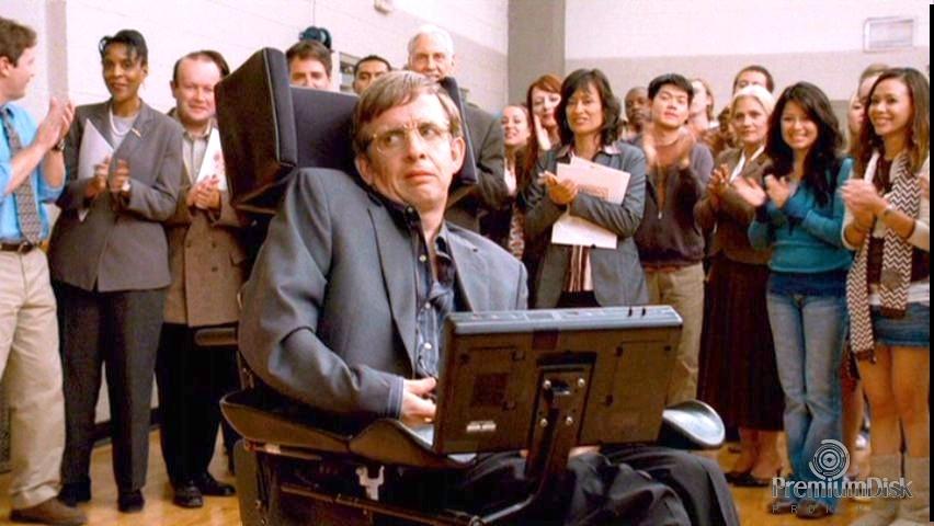 Stephen Hawking in popular culture  Wikipedia