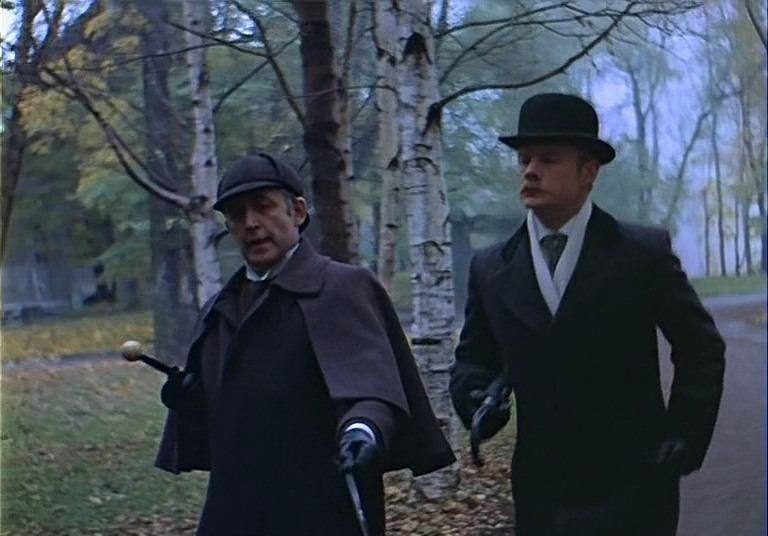доктор ссср холмс знакомство шерлок ватсон и
