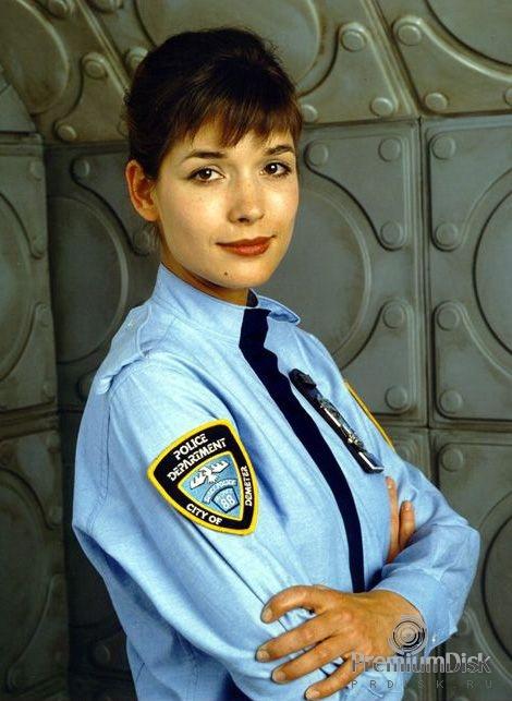 Сериал Космическая Полиция