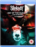 Slipknot: Day Of The Gusano: Live in Mexico - Blu-ray - BD-R