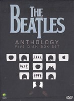The Beatles - Anthology (5DVD)