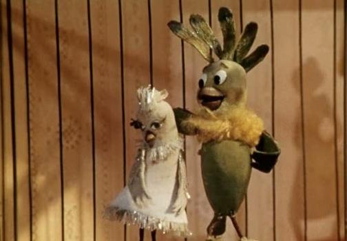 картинки из мультика боцман и попугай