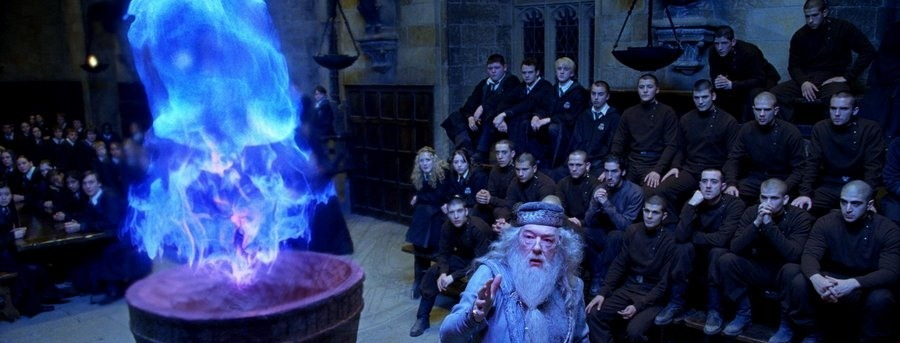 Harry Potter and the Goblet of Fire  Lord Voldemort returns part 1 HD