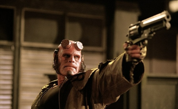 Hellboy movie theme