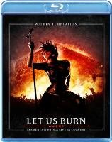 Within Temptation: Let Us Burn – Elements & Hydra Live in Concert - Blu-ray