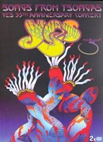 Yes - Songs from Tsongas: 35th Anniversary Concert (2DVD) - DVD - Коллекционное